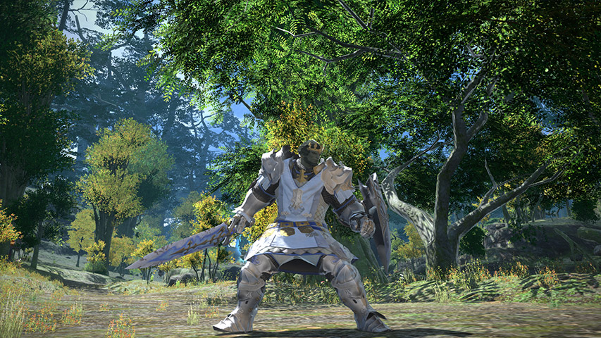 Final Fantasy XIV Guide Changing To Different Jobs