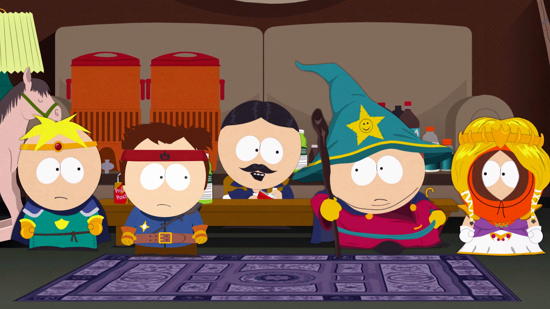 South Park The Stick Of Truth Class Guide