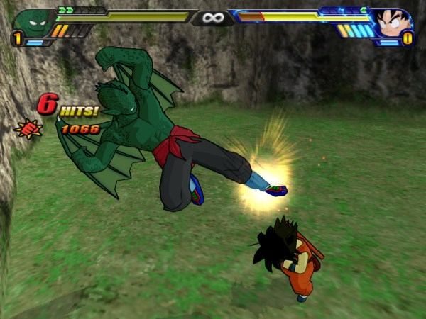 Top Five Dragon Ball Console Games