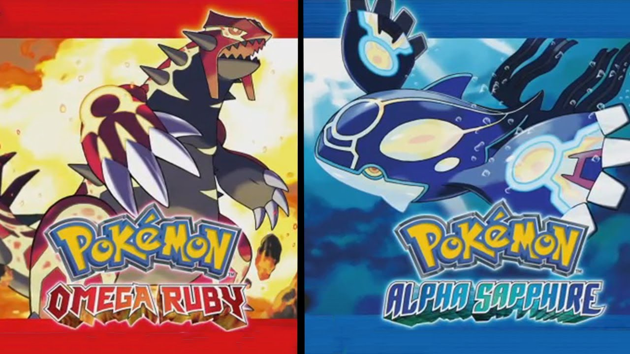 pokemon omega ruby and
