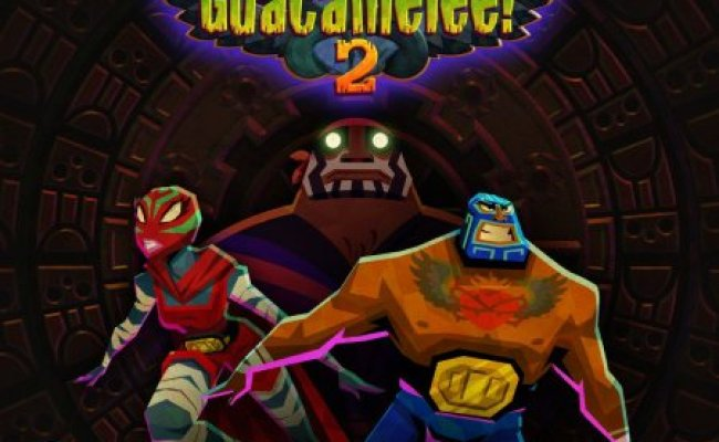 Guacamelee 2 For Switch Launches December 10 Xbox One