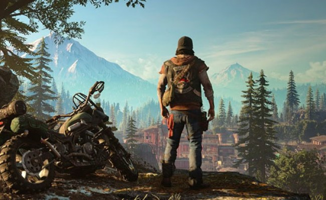 Days Gone For Ps4 Delayed Once Again Just Push Start