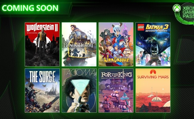 Xbox Game Pass For May 2019 Wolfenstein Ii The New