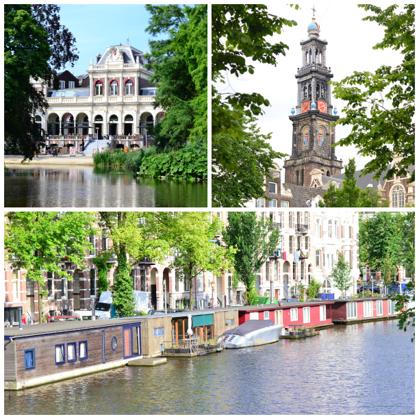 Amsterdam Collage 2