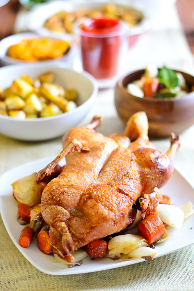 Roast Duck 2