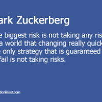 Big Risks = Big Rewards; No Risks = No Rewards