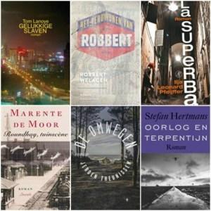 Shortlist Libris Literatuur Prijs 2014