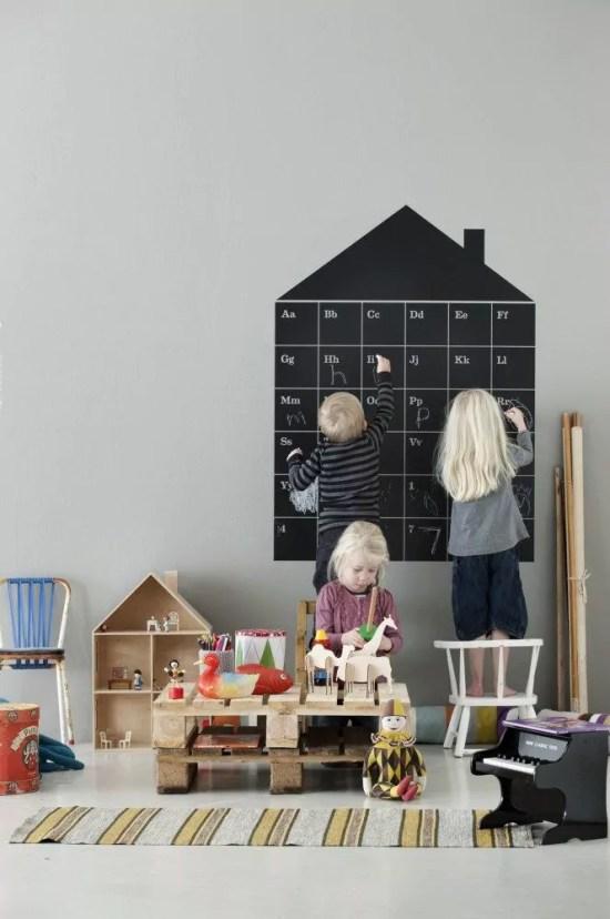 Inspirações de brinquedotecas - Just Real Moms