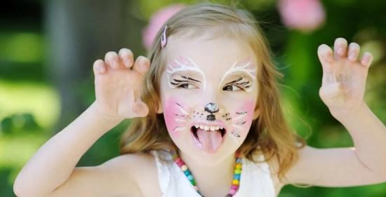 DIY: aprenda a fazer tinta facial caseira - fácil e simples! - Just Real Moms