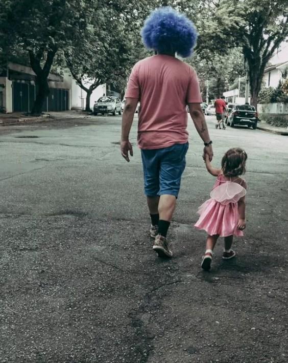 A tal da paternidade ativa - Just Real Moms