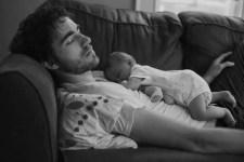 Pai - O guardião do sono do bebê - por Renata Soifer Kraiser