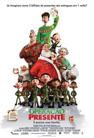 Os melhores filmes de Natal para ver com as crianças - Operação Presente