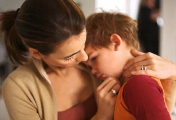 A dor do seu filho - Just Real Moms