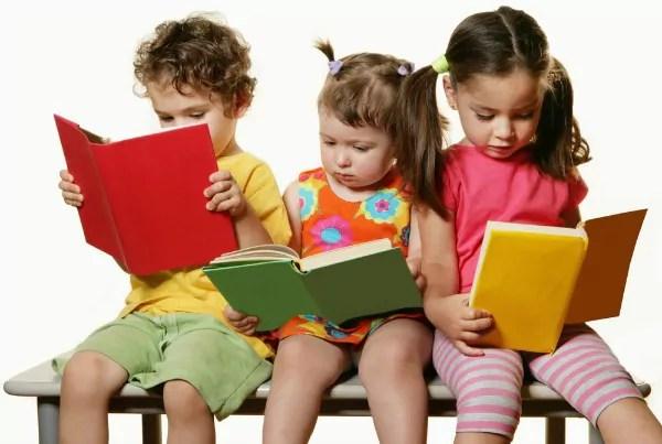5 formas de incentivar a leitura das crianças