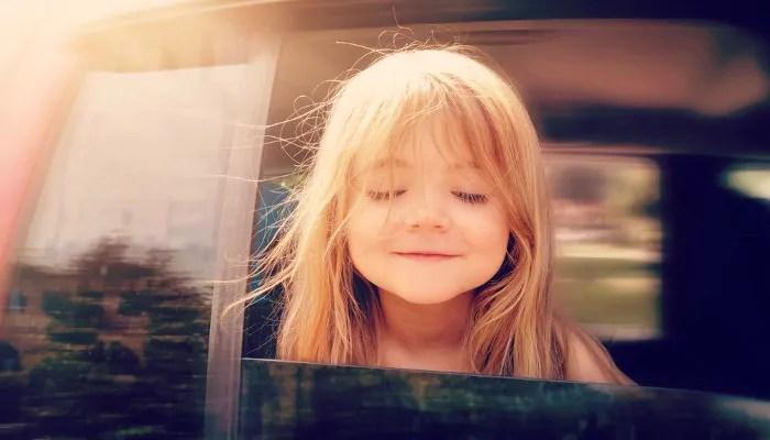 Criar uma criança com um espírito velho é um presente incrível