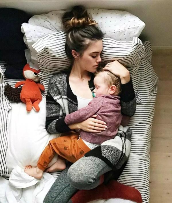 A maternidade como ela é - por Rafaela Carvalho