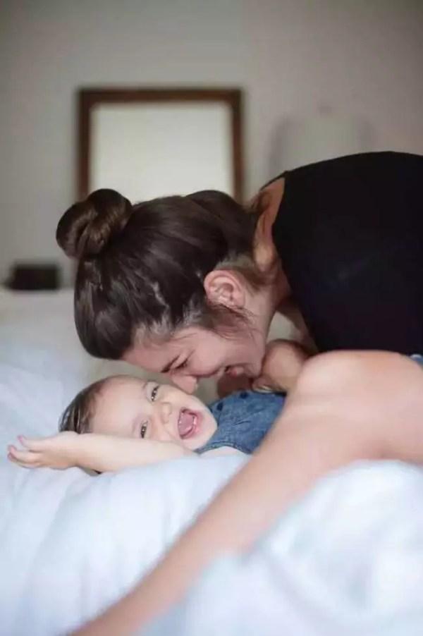 A maternidade como ela é! - por Rafaela Carvalho