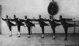 História do ballet - por Ballet Paula Castro
