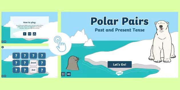Just Real Moms 10 Ideias de Jogos Infantis Twinkl Polar Pairs