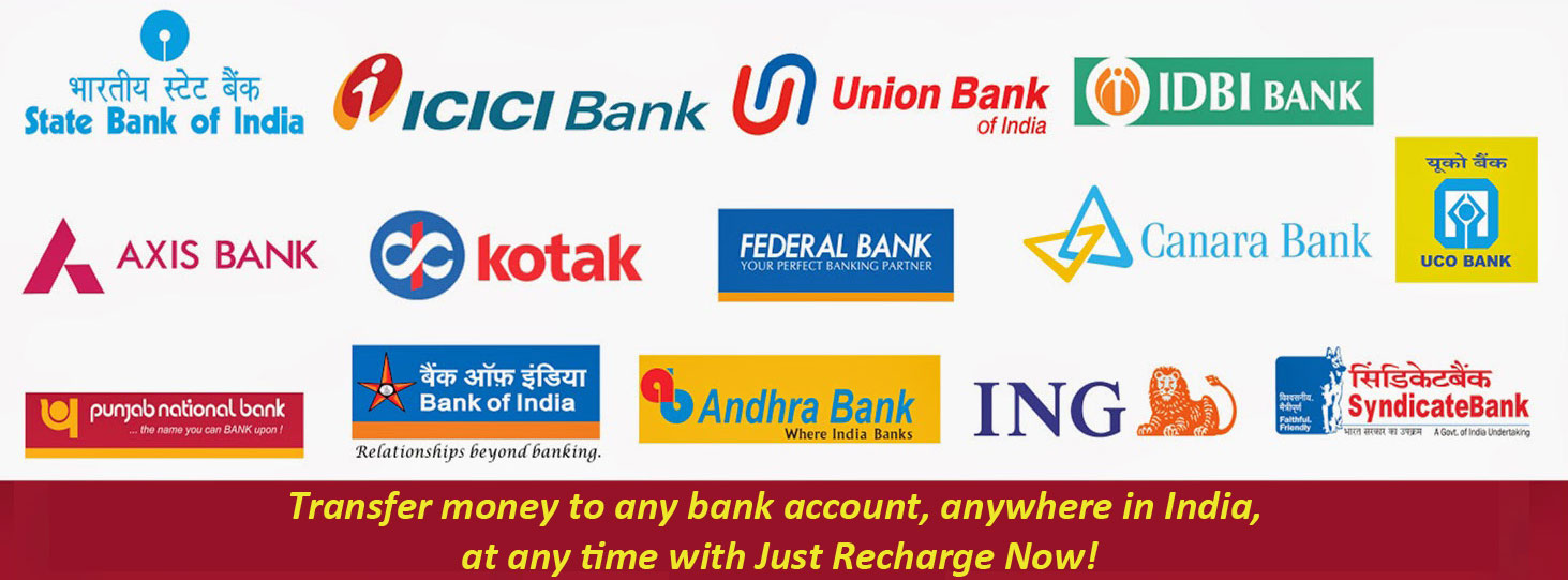 Online Money Transfer Services Just Recharge Now