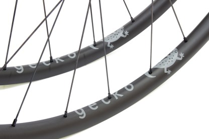 In-stock Gecko carbon wheels