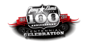 Tony Lama 100yrs