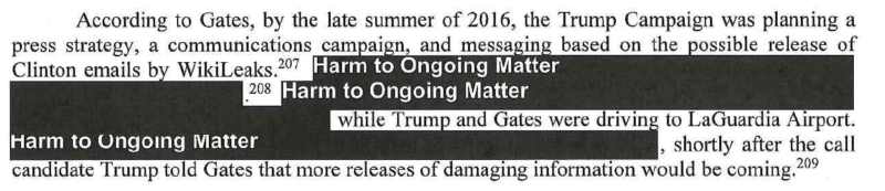 """Guide to the Mueller Report's Findings on """"Collusion"""" - Just Security"""