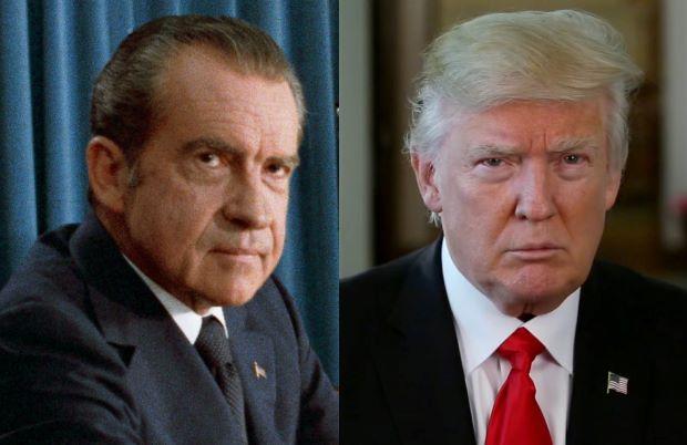 The Precedent for Impeachment: Nixon, Not Clinton
