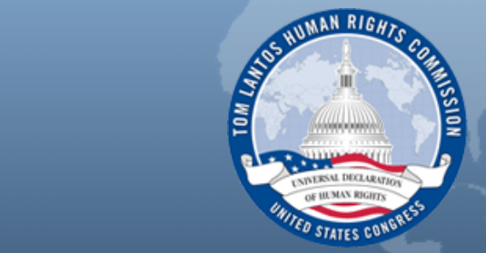 Logo for Tom Lantos Human Rights Commission United States Congress - Universal Declaration of Human Rights