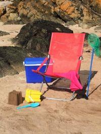 Studio Chair (Textilene Fabric Beach Chairs) [Studio Chair ...