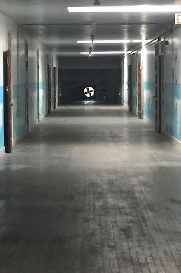 Trans Allegheny Lunatic Asylum Ghost Tour  Just Short of