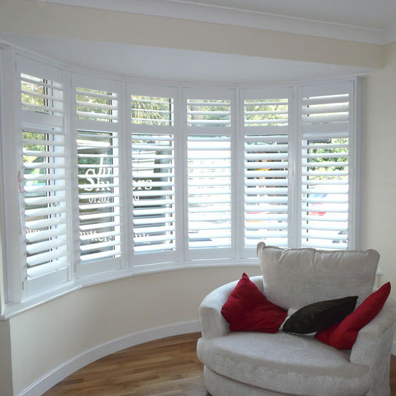 Potters Bar Plantation Shutters from Just Shutters Your