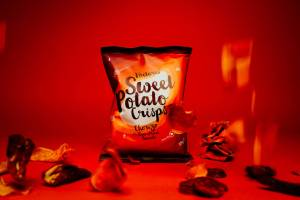 Hectares – Sweet Potato Crisps