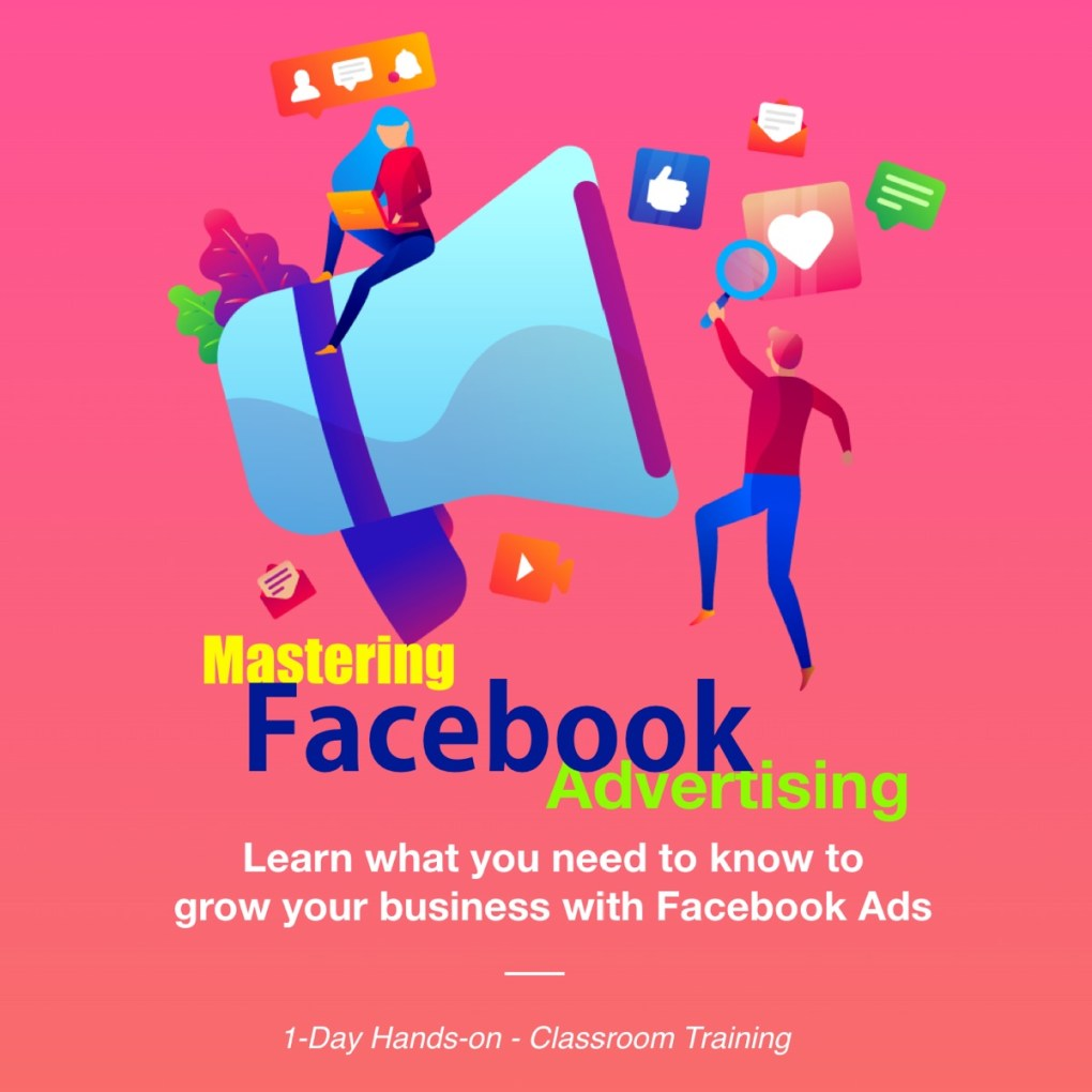 malaysia FB Mastering Facebook-advertising training course 2020