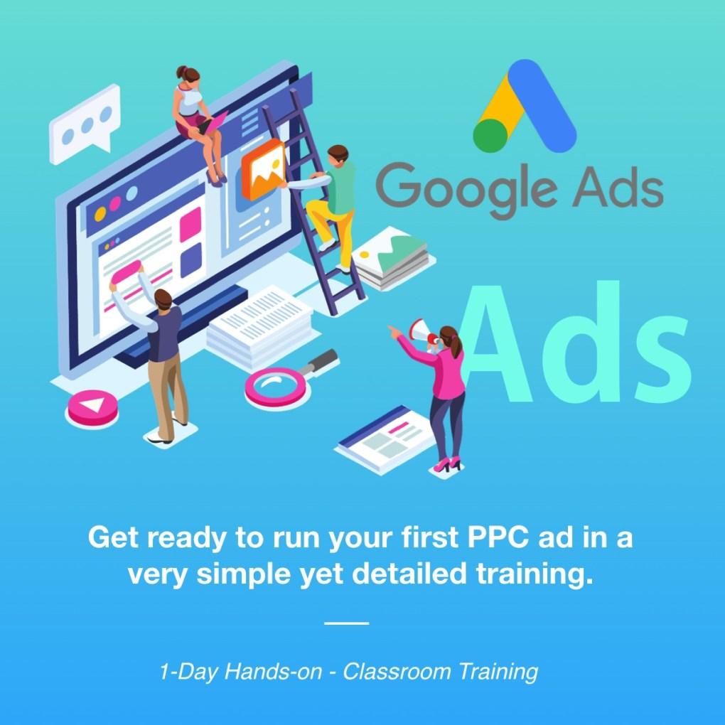 malaysia basic google ads training 2020 Google Adwords for Beginner
