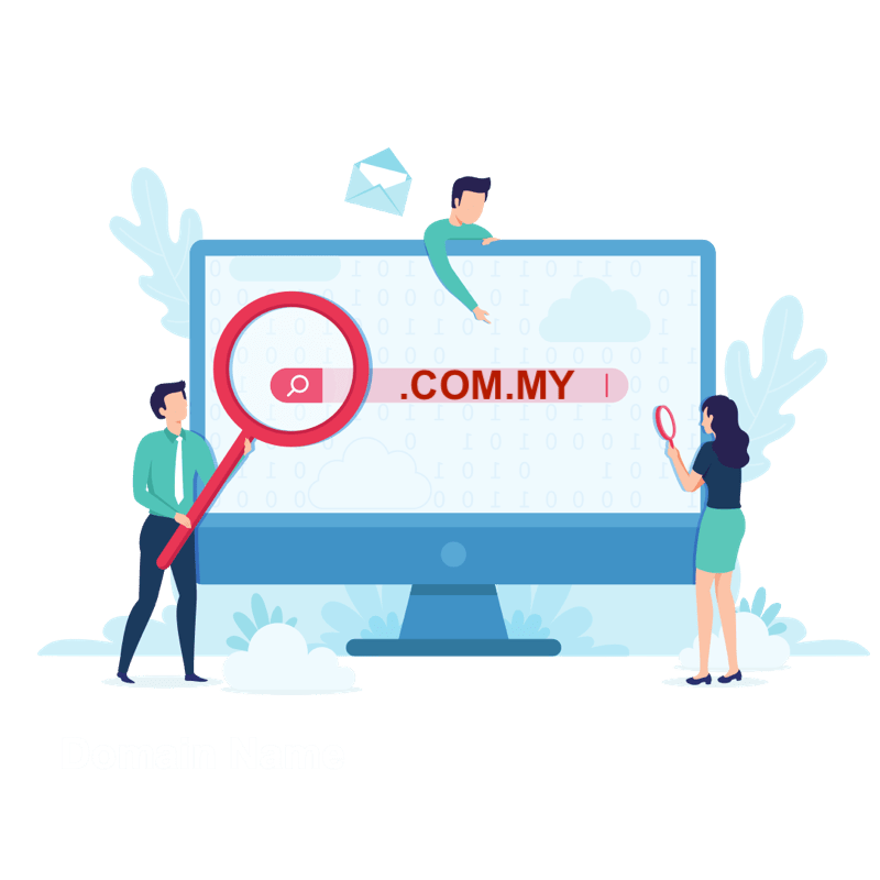 Top Malaysia My Domain Name Registration