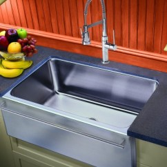 Kitchen Sink Capacity Corner Curio Cabinet Large Farmhouse Apron Sinks By Just Models