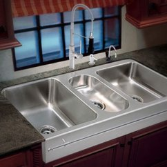 Www Elkay Com Kitchen Sinks Cabinets With Sink | Stainless Steel Drop-in & Undermount ...