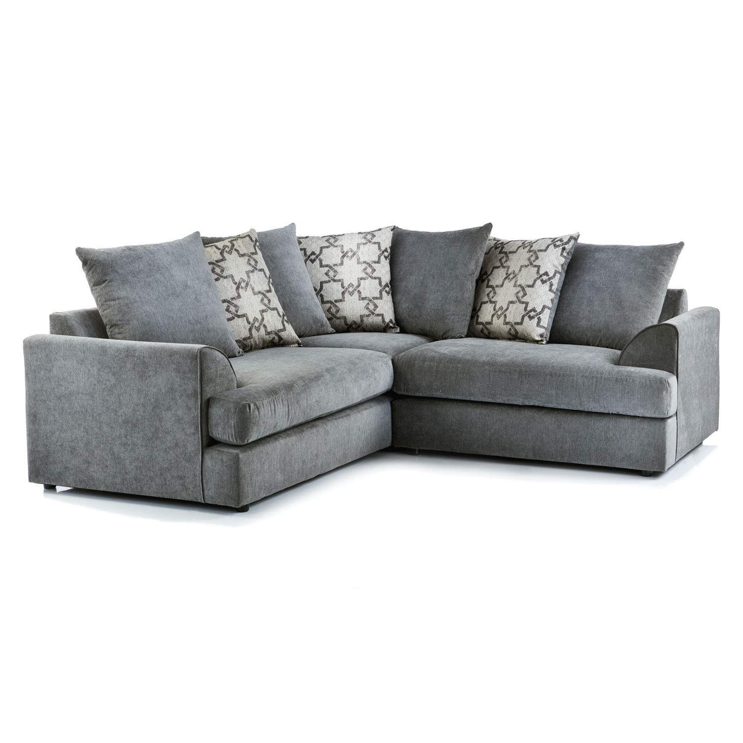 grey and white corner sofa t cushion cover uk washington fabric in charcoal just sit on it