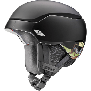 Atomic Count Amid Helmet