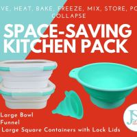 The JSK Space-Saving Kitchenware Bundle