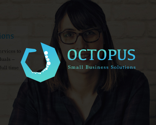 Octopus Marketing - Website by Just SO Media House Lyme Regis Dorset