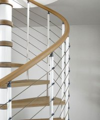 Kloe Spiral Staircase by Arke
