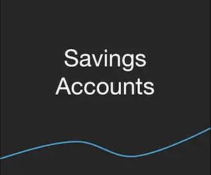 Banking - Savings Account
