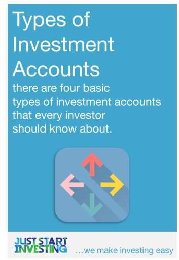 Types of Investment Accounts - Pinterest