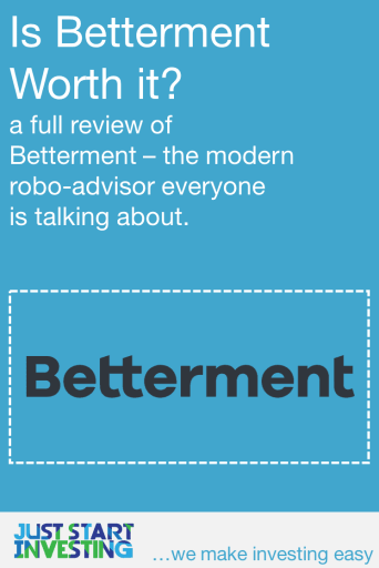 Is Betterment Worth It - Pinterest