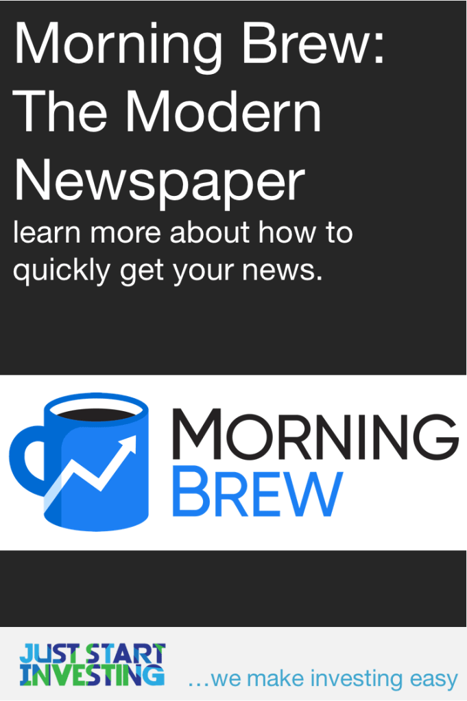Morning Brew Review - Pinterest