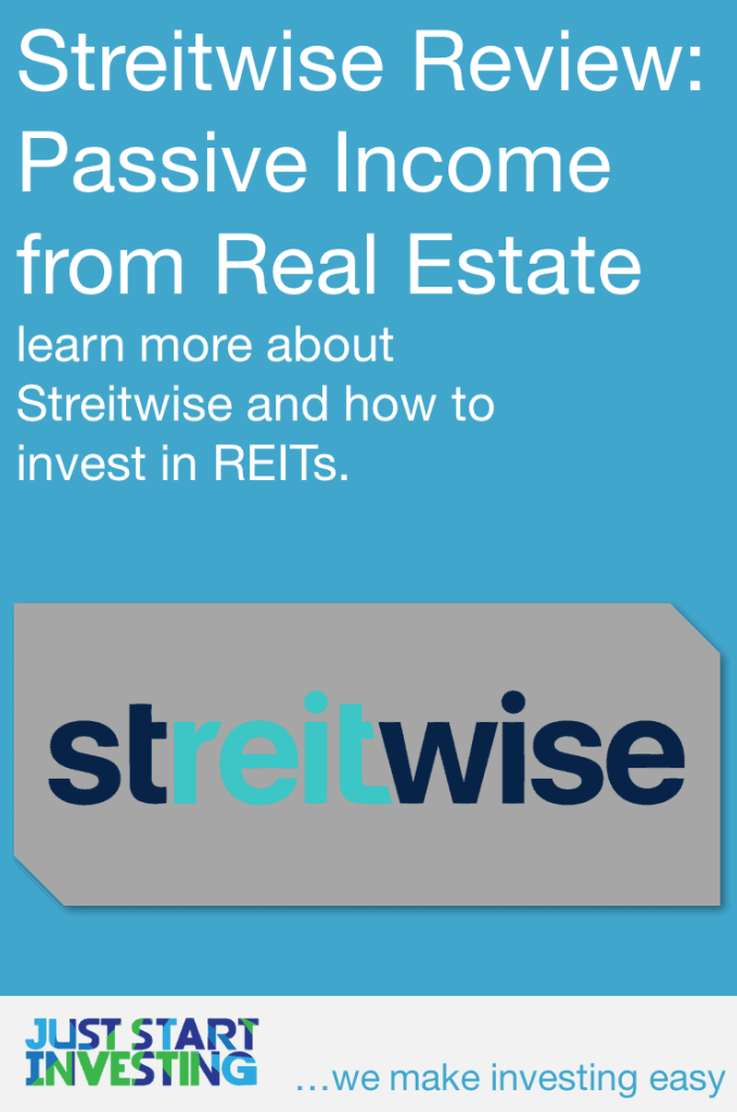 Streitwise Review - Make Passive Income from Real Estate - Pinterest