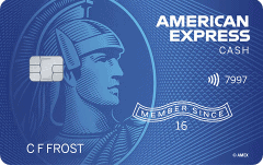 American Express Cash Magnet Card