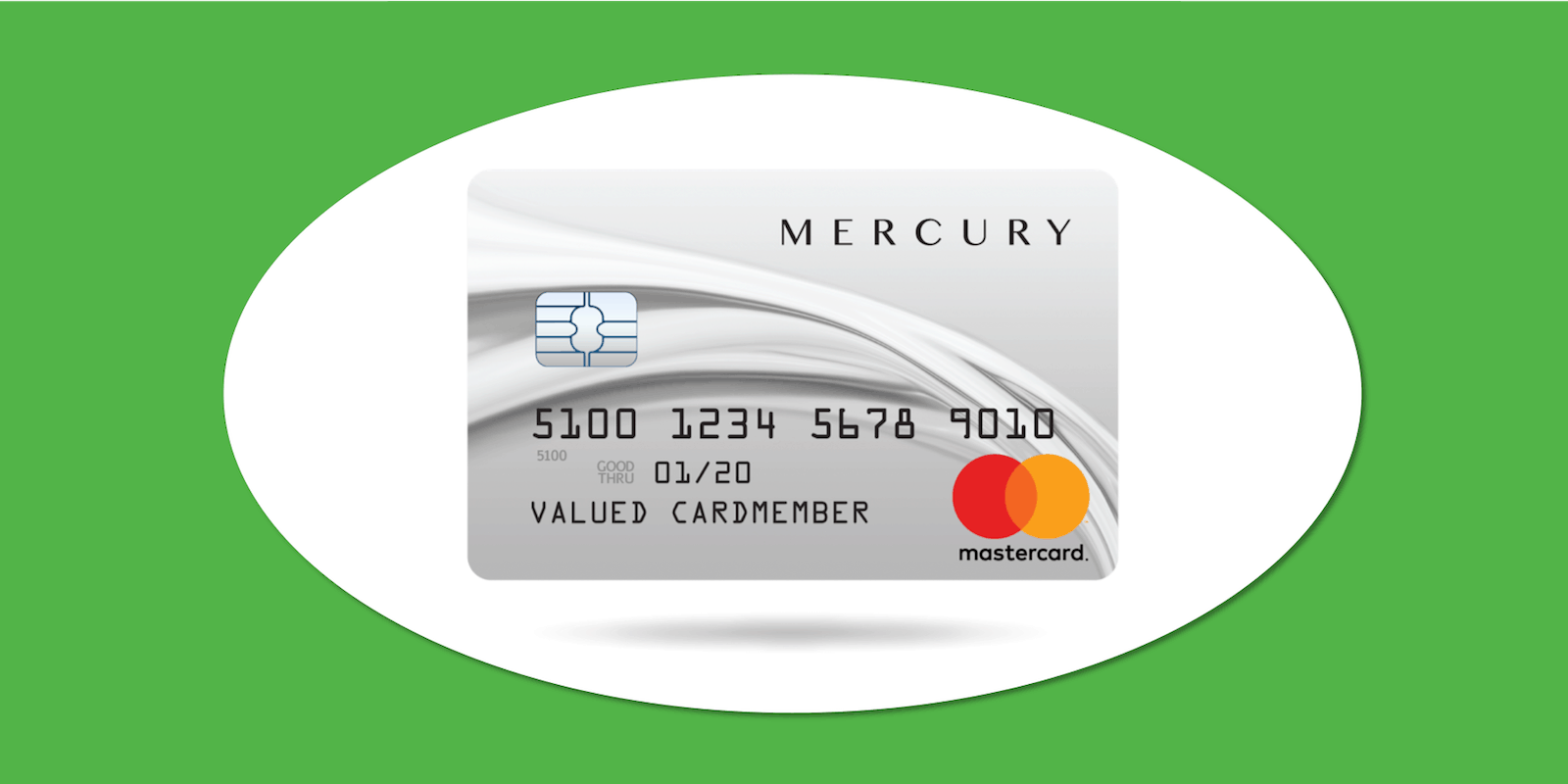 Mercury Credit Card - Feature